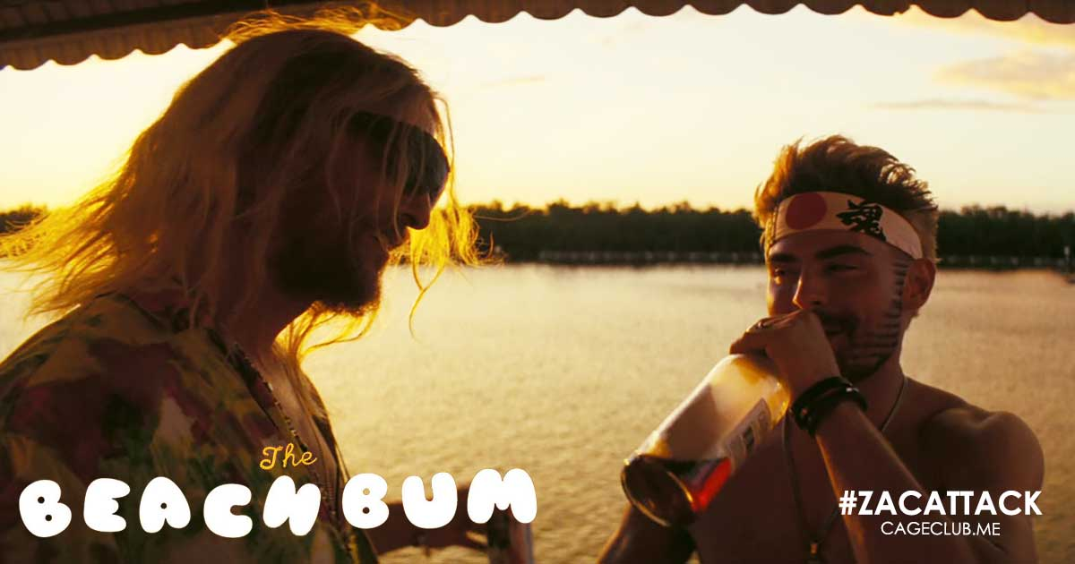 #ZacAttack #037 – The Beach Bum (2019)