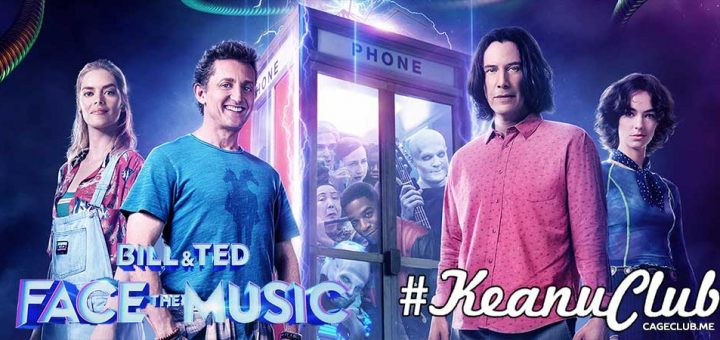 #KeanuClub #082 – Bill & Ted Face the Music (2020)