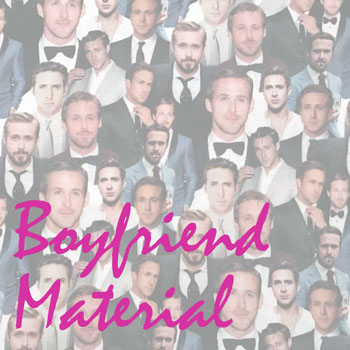 Boyfriend Material: The Ryan Gosling Podcast
