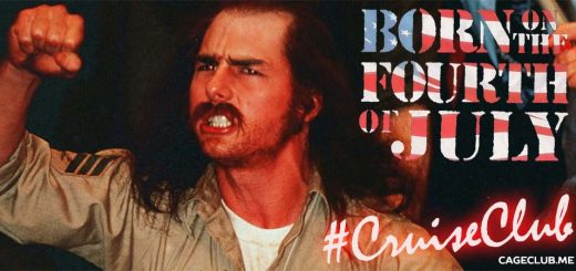 #CruiseClub #012 – Born on the Fourth of July (1989)