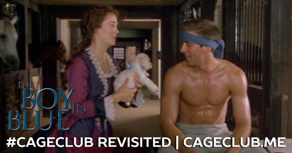 The Boy in Blue (1986) - #CageClub Revisited: The Nicolas Cage Podcast