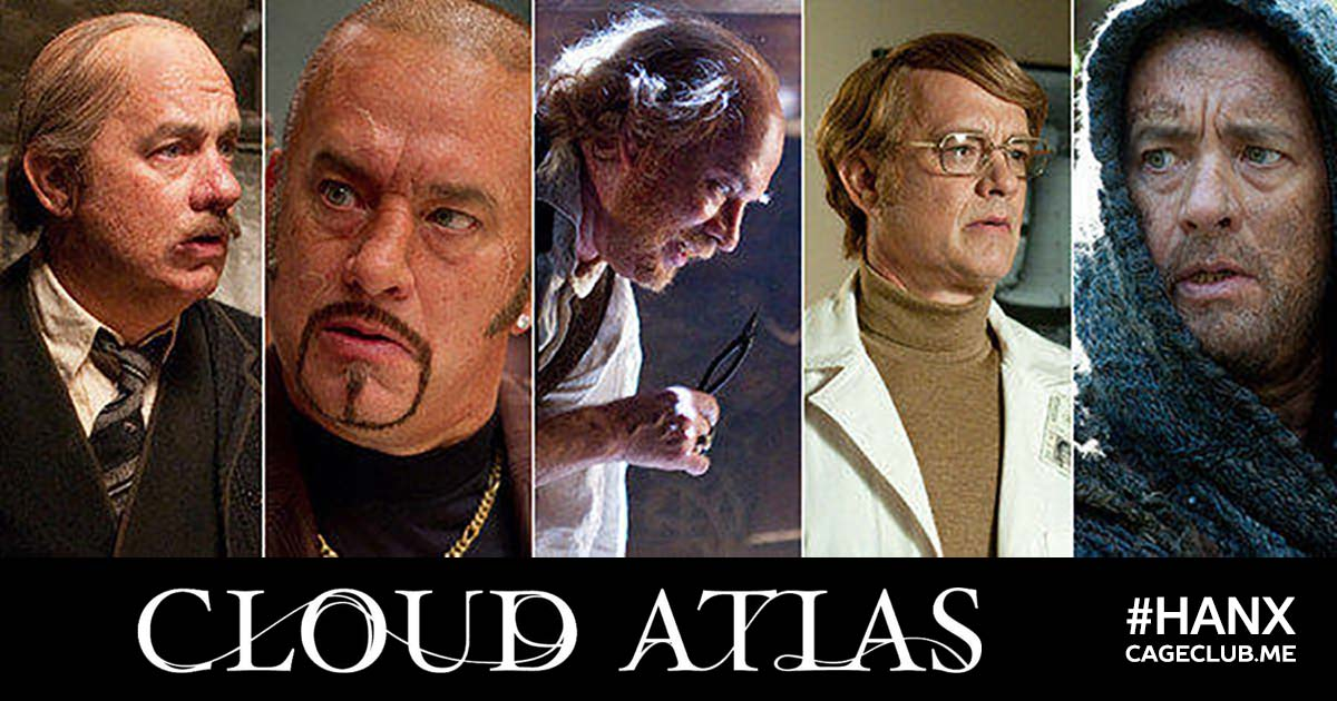 #HANX for the Memories #046 – Cloud Atlas (2012)