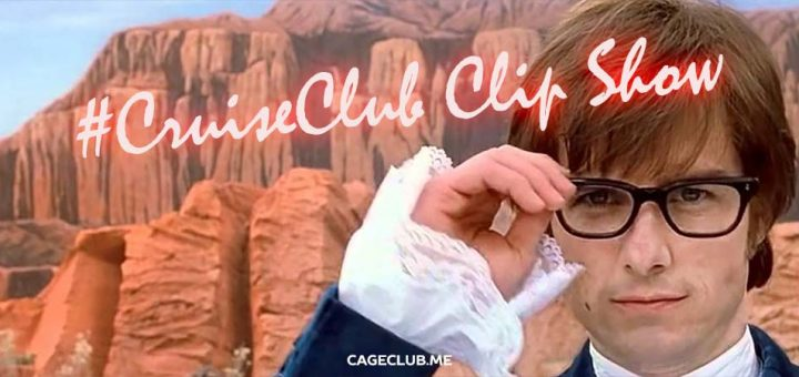 #CruiseClub #044 – Tom Cruise Clip Show
