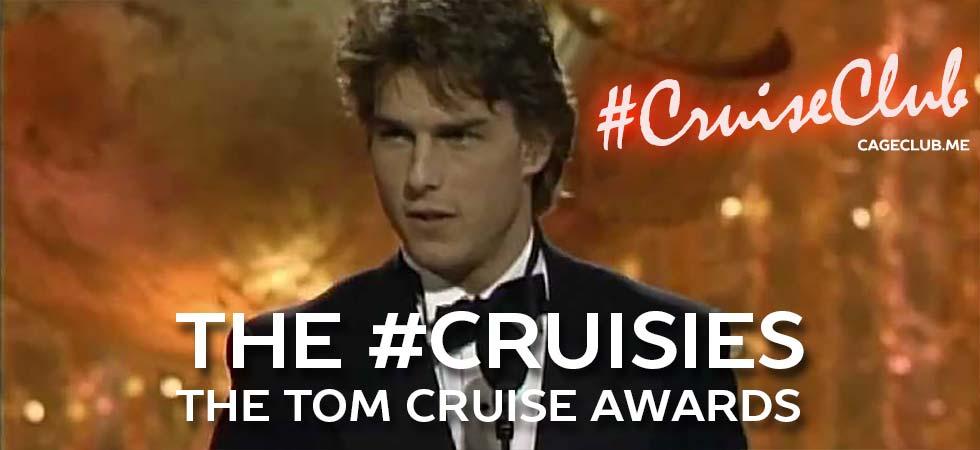 #CruiseClub #046 – The #Cruisies: The Tom Cruise Awards