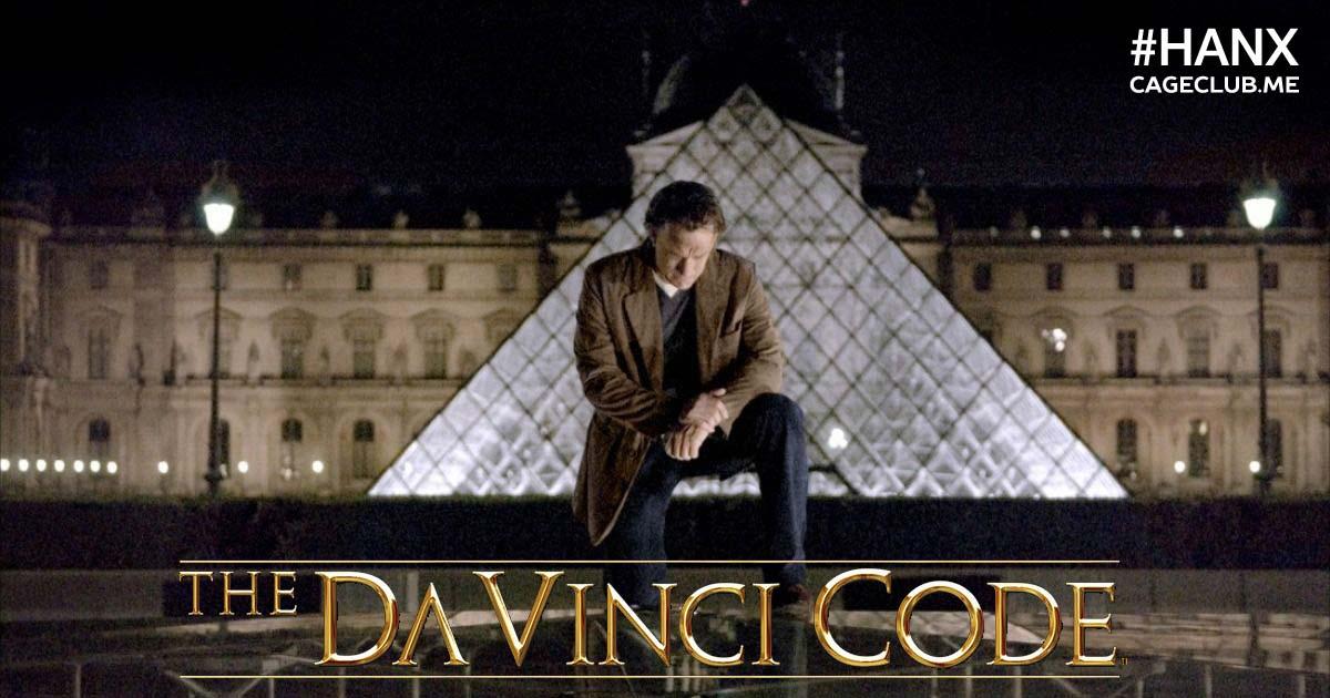 #HANX for the Memories #038 – The Da Vinci Code (2006)