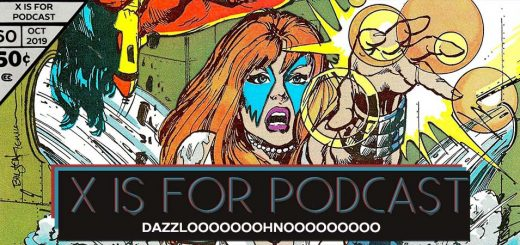 X is for Podcast #060 – DAZZLOOOOOOOHNOOOOOOOOO