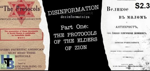 Hard to Believe #028 – DISINFORMATION: Part 1 - The Protocols of the Elders of Zion