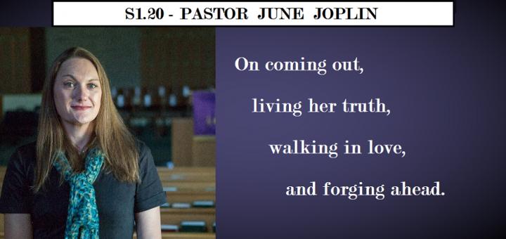 Hard to Believe #020 – Pastor June Joplin