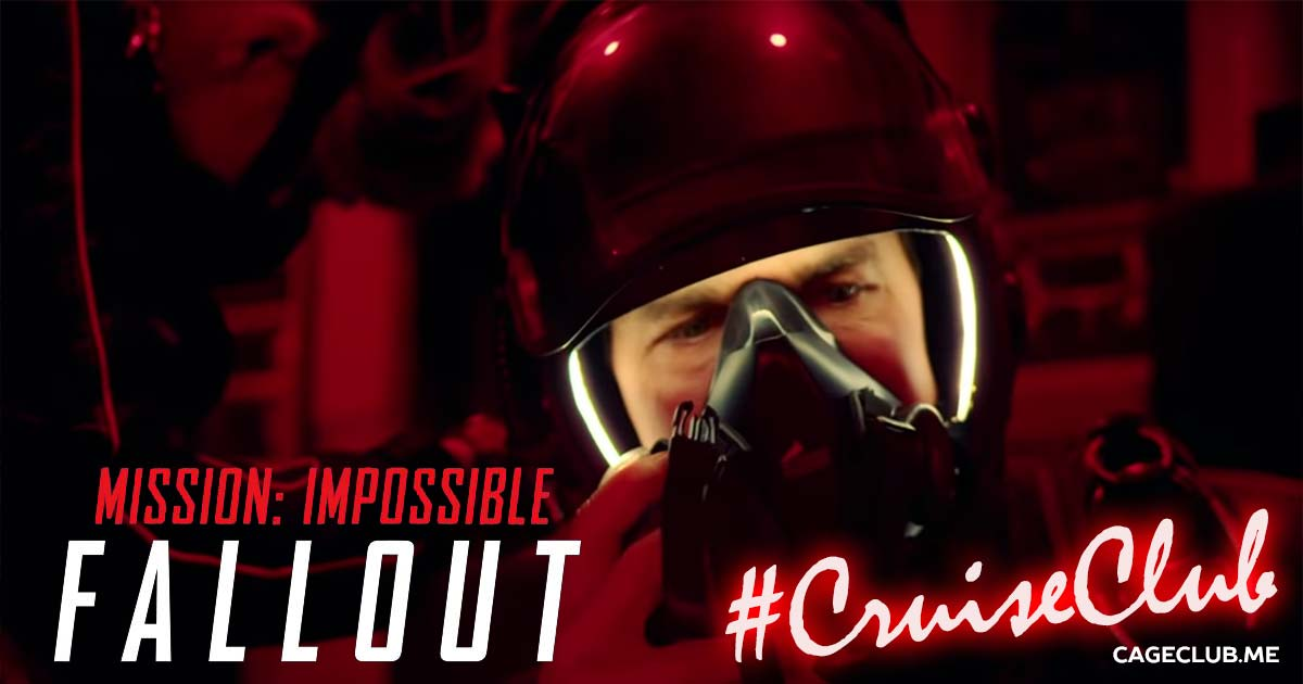 #CruiseClub #042 – Mission: Impossible - Fallout (2018)