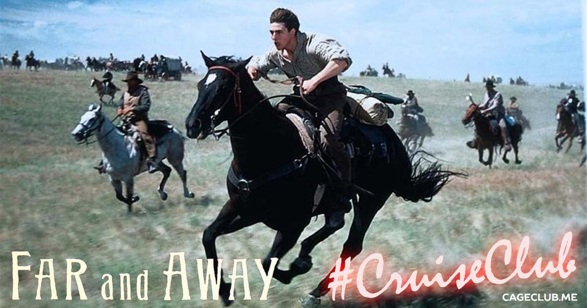#CruiseClub #014 – Far and Away (1992)