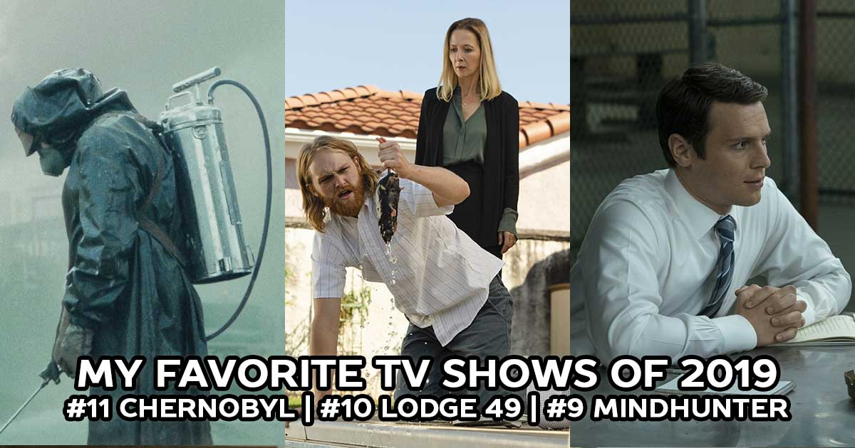 The Best TV Shows of 2019: Chernobyl, Lodge 49, Mindhunter