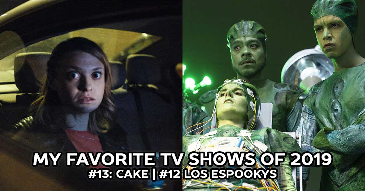 The Best TV Shows of 2019: Cake and Los Espookys