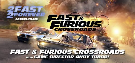 2 Fast 2 Forever #119 – Fast & Furious Crossroads (with Game Director Andy Tudor!)