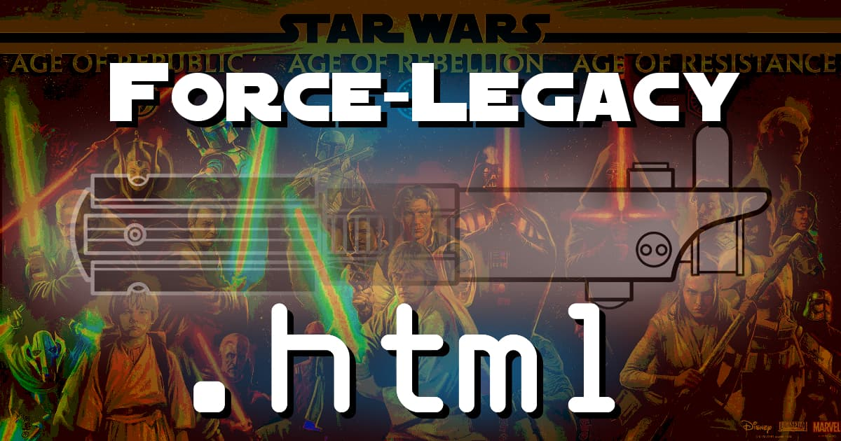 forcelegacy.html #076 – 5 Myths, Mistakes, and Misconceptions Regarding Star Wars Canon