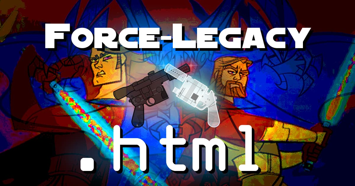 forcelegacy.html #084 – The Clone Wars that Wasn't Finally Ends!