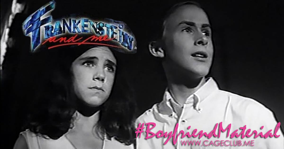 #BoyfriendMaterial #029 – Frankenstein and Me (1996)