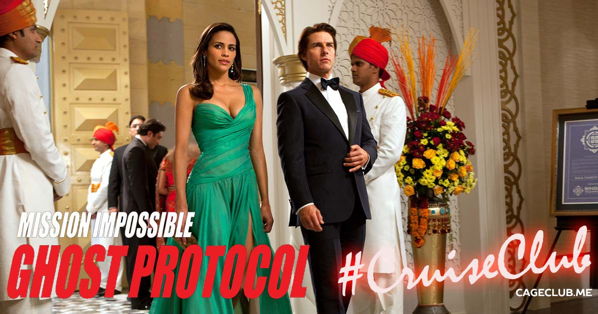 #CruiseClub #033 – Mission: Impossible – Ghost Protocol (2011)