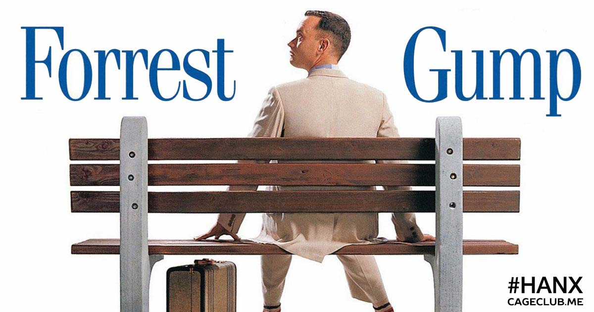 #HANX for the Memories #024 – Forrest Gump (1994)