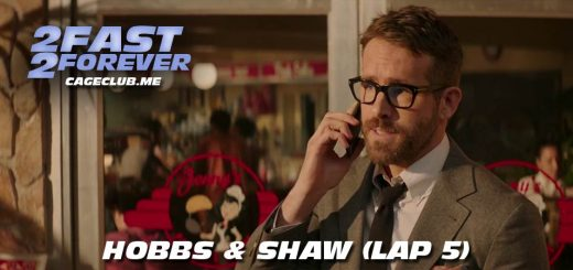 2 Fast 2 Forever #067 – Hobbs & Shaw (Lap 5)