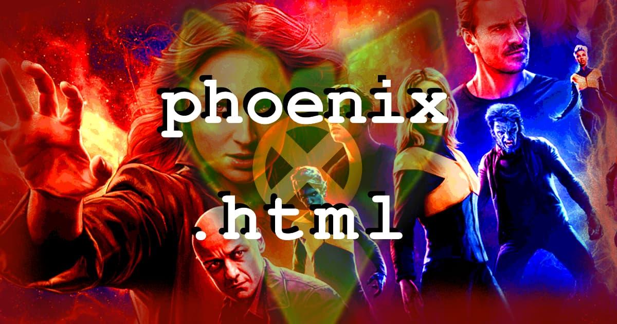 phoenix.html #040 – Dark Phoenix (2019): Part 1