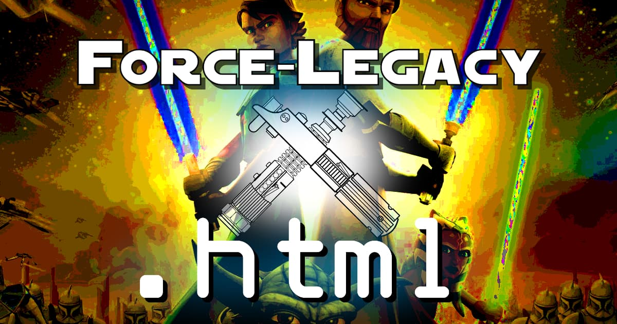 forcelegacy.html #086 – The Star Wars The Clone Wars The Movie