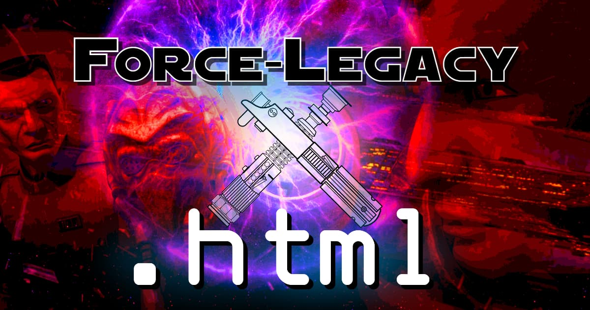 forcelegacy.html #088 – Malevolence! Domino Squad! Droidnapping!