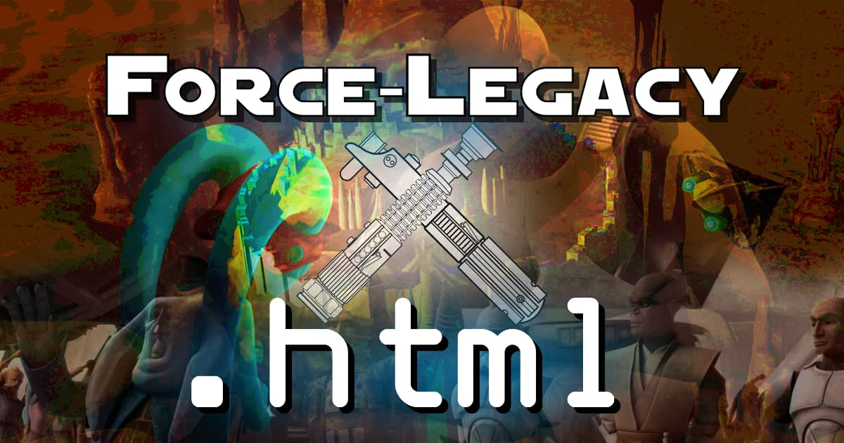 forcelegacy.html #090 – Clone Wars: Blue Shadow Virus (and More!)