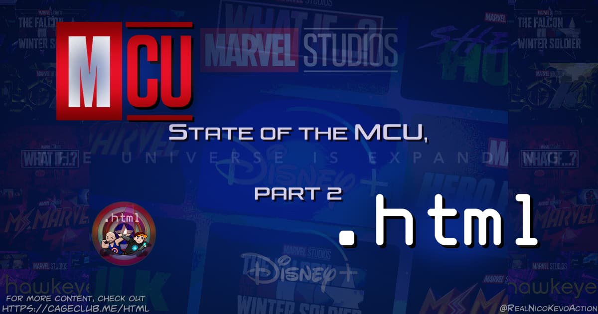 mcu.html - The State Of The MCU 2021, Part 2 (TV in 2021)