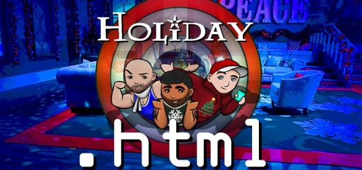 .html #072 – Holiday HTML Office Party #2! Wrap Battle (2019): Part 1