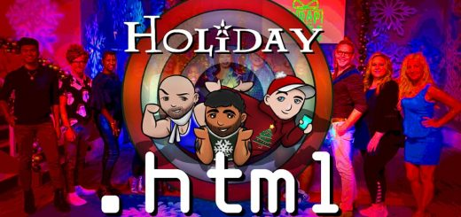 .html #074 – Holiday HTML Office Party #4! Wrap Battle (2019): Part 3
