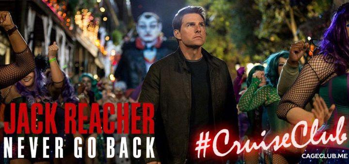 #CruiseClub #039 – Jack Reacher: Never Go Back (2016)