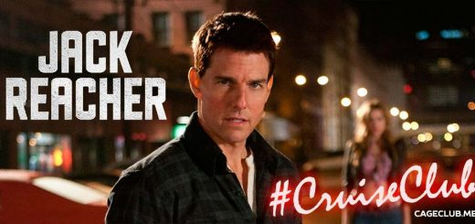 #CruiseClub #035 – Jack Reacher (2012)