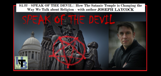 Hard to Believe #022 – Speak of the Devil - with author Joseph Laycock
