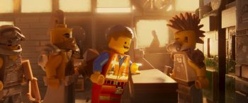 The Lego Movie's Mad Max Scene