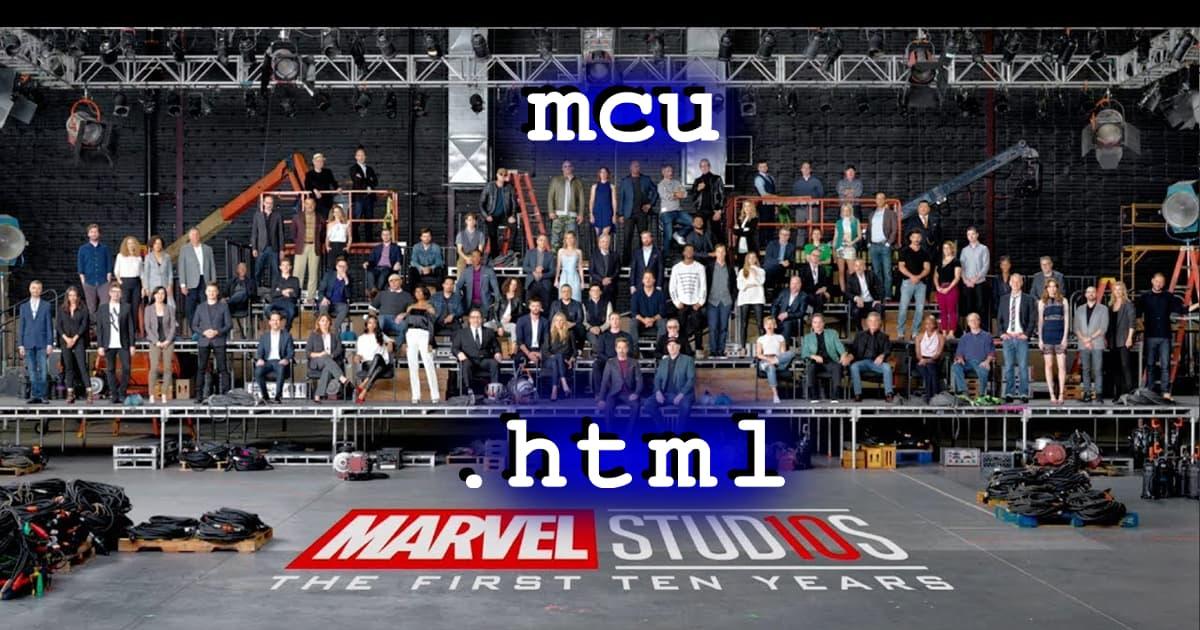 mcu.html #050 – MCU Finale, Part 1