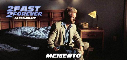 2 Fast 2 Forever #112 – Memento (2000)