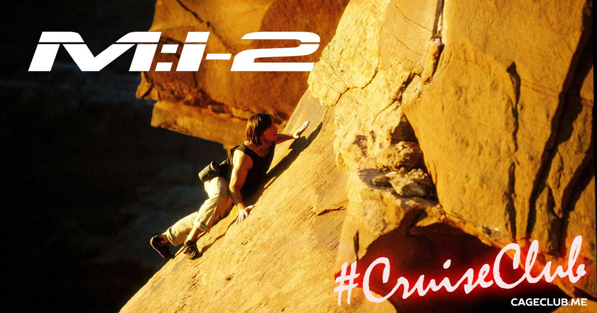 #CruiseClub #022 – Mission: Impossible II (2000)