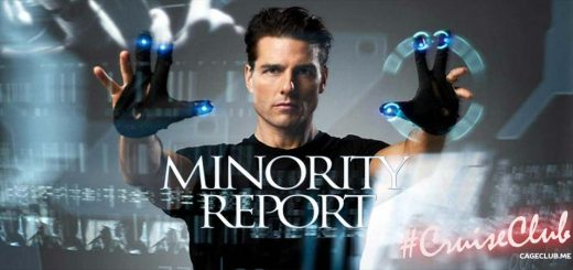 #CruiseClub #024 – Minority Report (2002)
