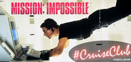 #CruiseClub #018 – Mission: Impossible (1996)