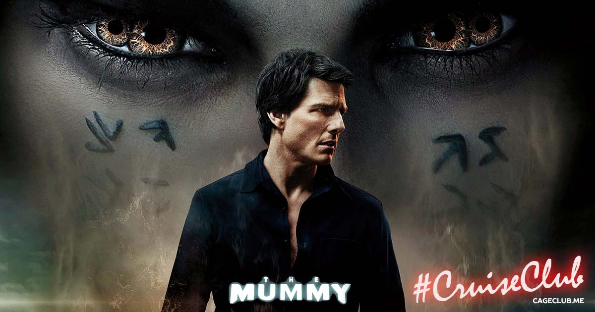 #CruiseClub #040 – The Mummy (2017)