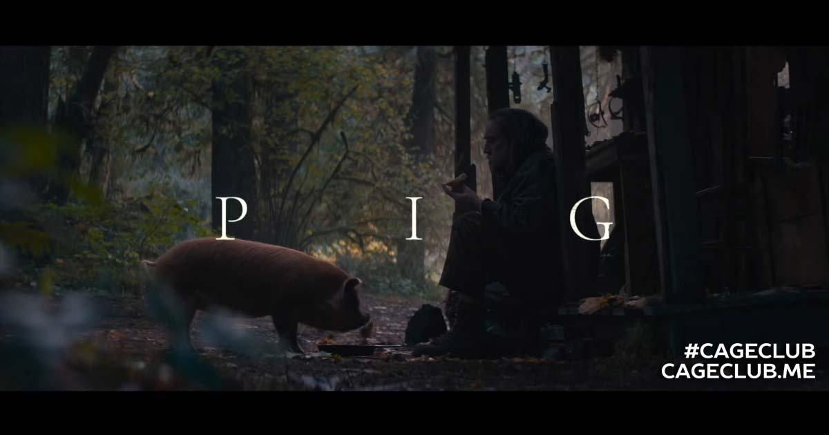 #CageClub #109 – Pig (2021)