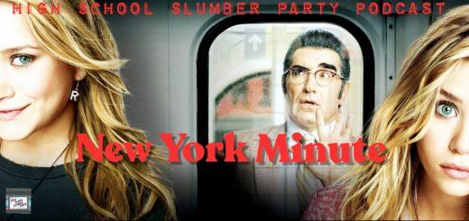 New York Minute (2004) - High School Slumber Party