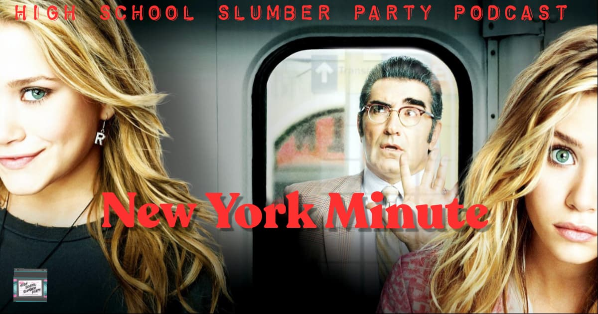 New York Minute (2004) - High School Slumber Party