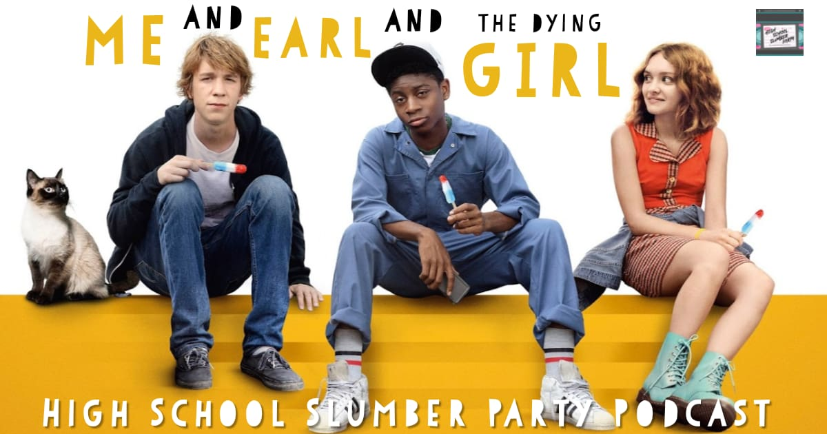 Me and Earl and the Dying Girl (2015) - High School Slumber Party #055