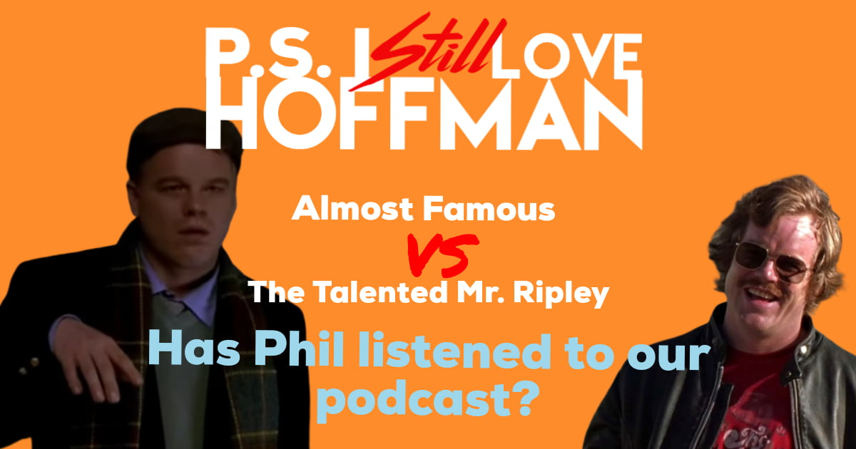 Has Phil Listened to Our Podcast?