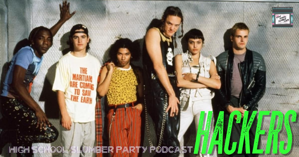Hackers (1995): Part 2 - High School Slumber Party #050