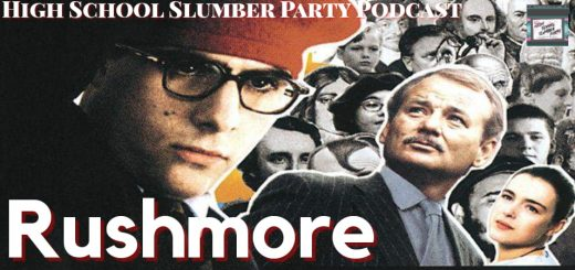 Rushmore (1998) - High School Slumber Party