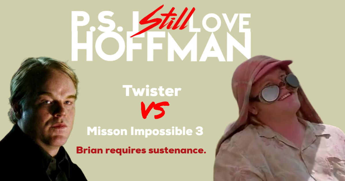 P.S. I Still Love Hoffman #010 – Brian Requires Sustenance