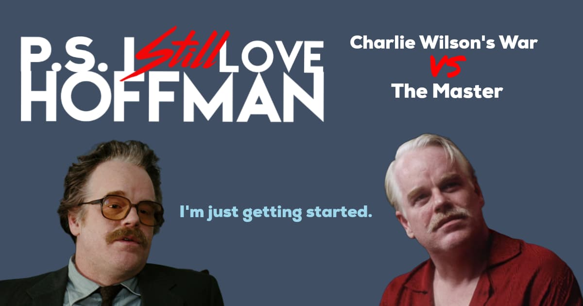 P.S. I Still Love Hoffman #012 – I'm Just Getting Started