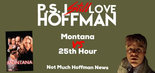P.S. I Still Love Hoffman #020 – Not Much Hoffman News